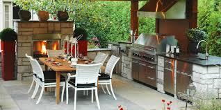 modele de barbecue exterieur cuisine extérieure bbq encastrés boutique design ladouceur