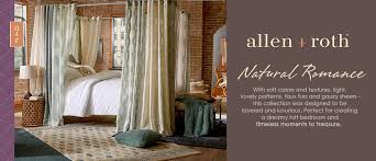 Allen Roth Raja Curtains by Shop Allen Roth Lapeer 84 In Graphite Cotton Grommet Light