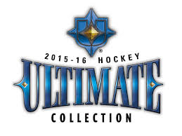 Top Tier Decks Yugioh October 2015 by First Buzz 2015 16 Upper Deck Ultimate Collection Hockey Cards