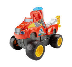 100 Souped Up Trucks Amazoncom FisherPrice Nickelodeon Blaze The Monster Machines