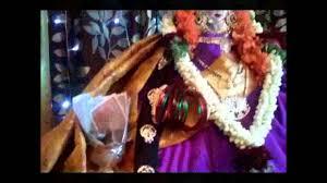 Varalakshmi Vratham Decoration Ideas Usa by Varalakshmi Pooja Decoration 2012 Youtube