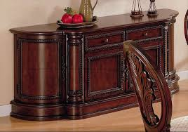 Best Varnished Wood White Dining Room Buffet With Storage And Fruits In Furniture Remodel 14