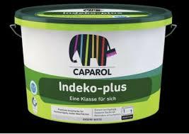 caparol indeko plus 12 5l in weiß neu