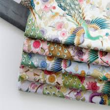 Fabric For Curtains Diy by Diy Japan Style Cotton Fabric For Table Cloth Door Curtains