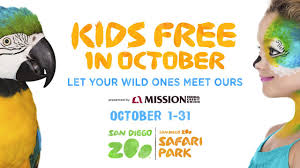 Halloween Express San Diego by Kids Free 2017 San Diego Zoo