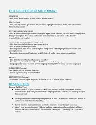 Education Listing On Resume Template Cover Letter