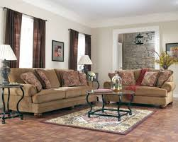 amazing formal ideas for living room with brown velvet sofa also