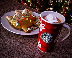 Images Of Starbucks Christmas Wallpaper