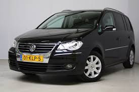 Volkswagen touran 1 9 tdi bluemotion highline 2010 occasion