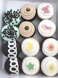 Photo Of Dots Cupcakes