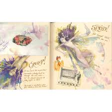 Lady Cottingtons Pressed Fairy Letters By Brian Froud And Ari Berk