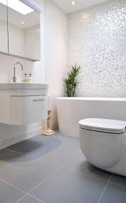 neo tile groove light grey porcelain tilelight bathroom