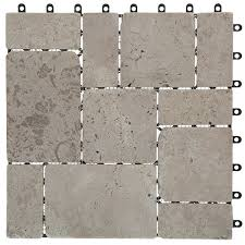 deck tiles garden winds
