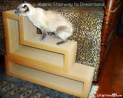 cat stairs katris modular cardboard cat furniture cat wisdom 101