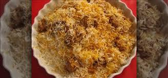 biryani indian cuisine how to indian food chicken biryani poultry wonderhowto