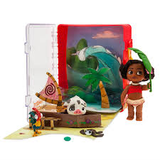 Moana And Heihei Doll Set Disney Designer Fairytale Collection Limited Edition Disney Moana Doll Clothes