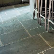 Bring Outdoor Materials Indoors These Bluestone Patio Pavers Are Hard Wearing Easy To Clean And Inexpensive Starting At 3 Per Square Foot Stone
