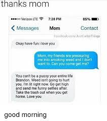 thanks mom 85 ooooo verizon lte 728 pm contact messages mom