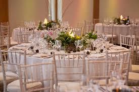 Rustic Winter Wedding Reception Setting By Mark Tattersall