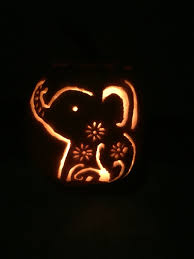 Minion Pumpkin Carving Templates Free Printable by Cute Elephant Pumpkin Carving Accomplished Pinterest Pumpkin