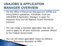 Opm Desk Audit Back Pay by The Federal Hiring Process Using Usajobs U0026 Application Manager