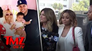 Big Ang Mural Location by Blac Chyna Shows Restraint Tmz Tv Youtube