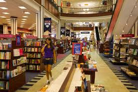 OUTSOURCING PLAY A Barnes & Noble Education operated store at the University of Pennsylvania
