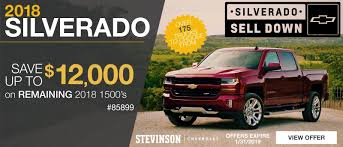 Denver Chevy Dealer - Stevinson Chevrolet In Lakewood, CO