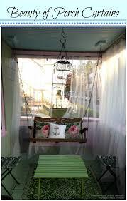 Vinyl Patio Curtains Outdoor outdoor curtains porch curtains porch enclosure