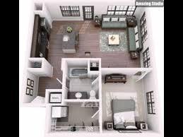 ein schlafzimmer mit waschmaschine und trockner im