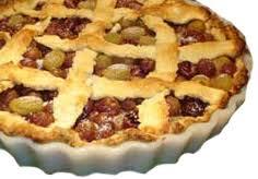 dessert aux raisins frais tarte aux raisins et sirop d érable sirop d érable pur martinette