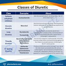High Ceiling Diuretics Can Cause by Pharmacology Of Diuretics