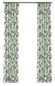 jacobean floral curtains teawing co