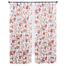 floral pinch pleated curtains drapes you ll love wayfair