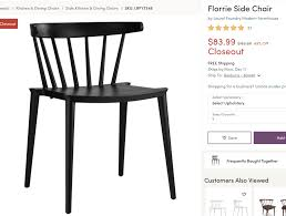 New Low Back, Modern Spindle Chairs For The Dining Room ... Why We Dont Sell Suar Wood Ding Room Chair Wooden Chairs Buy Chair Remarkable Oak Bar Stools With Backs Premium Padded Rumba Side Chair 400 15 Inexpensive That Look Cheap Amazoncom Muju 30 Low Back Metal With Kitchen Arms High Living Fniture Muji Wikipedia Outstanding Counter Height 21 Comfortable Modern For Viewing Nerihu 750 Solo Product