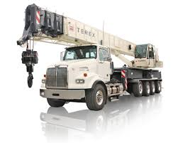 Crossover 5000 Boom Truck   Terex Cranes