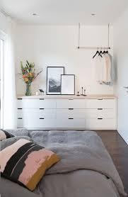 schlafzimmer mit ikea nordli diy ikea schlafzimmer