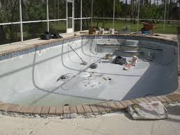 Best Pool Waterline Tile by E U0026 M Pool Plastering Inc The Process