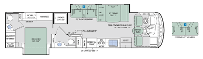Itasca Class C Rv Floor Plans by Thor Class A Motorhomes Rv Models Specifications Photo Gallery