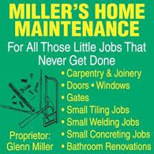 Miller Bathroom Renovations Canberra by Miller U0027s Home Maintenance Home Maintenance U0026 Handymen Wagga Wagga