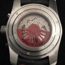 PORSCHE DESIGN P6612 Dashboard Le Mans 1970 Limited Edition Watch