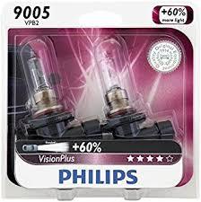 philips h11 vision upgrade headlight bulb foglight 2