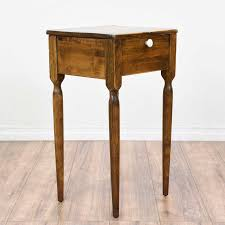 38 New s White Wood End Table