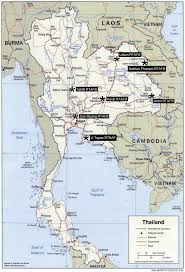 The United States Air Force Deployed Combat Aircraft To Thailand From 1961 1975 During Vietnam War Today USAF Units Train Annually With Other Asian