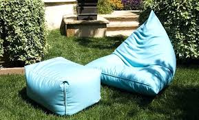 Outdoor Beanbag Bean Bag Bed Twist Chair 1