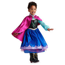 Anna Costume Collection For Kids Frozen ShopDisney