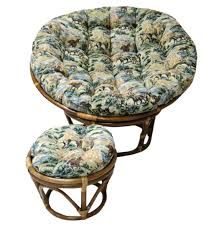 Outdoor Papasan Chair Cushion Cover by Double Papasan Chair Cushion Cover Home Design Ideas