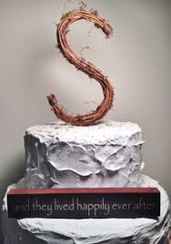 Rustic Wedding Cake Topper Etsy Shop Theoriginaltwig