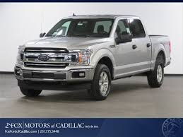 100 Lease A Ford Truck New 2019 F150 For Sale Cadillac MI VIN