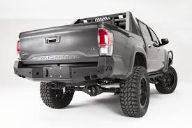 100 Toyota Truck Bumpers Fab Fours Tacoma Rear Bumper 2016